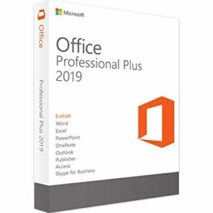 Microsoft Office 2019 Professionnel Plus