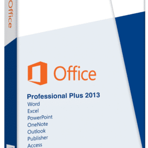 Microsoft Office Professionnel Plus 2013